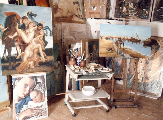studio-artista-berardino-del-bene-pittore-ortisei-bolzano-alto-adige (3)