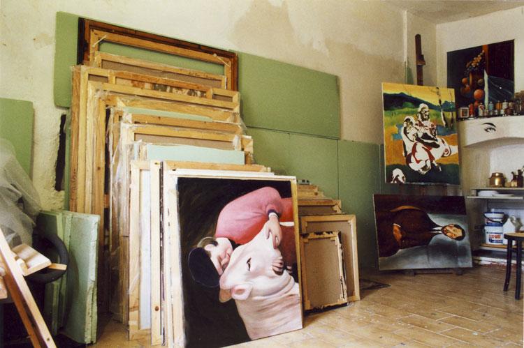 studio-artista-berardino-del-bene-pittore-ortisei-bolzano-alto-adige (4)