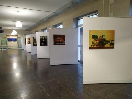 Mostra dedicata alle riproduzioni d'Autore di Berardino del Bene